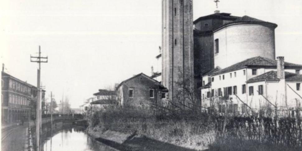 via Poerio negli anni '20