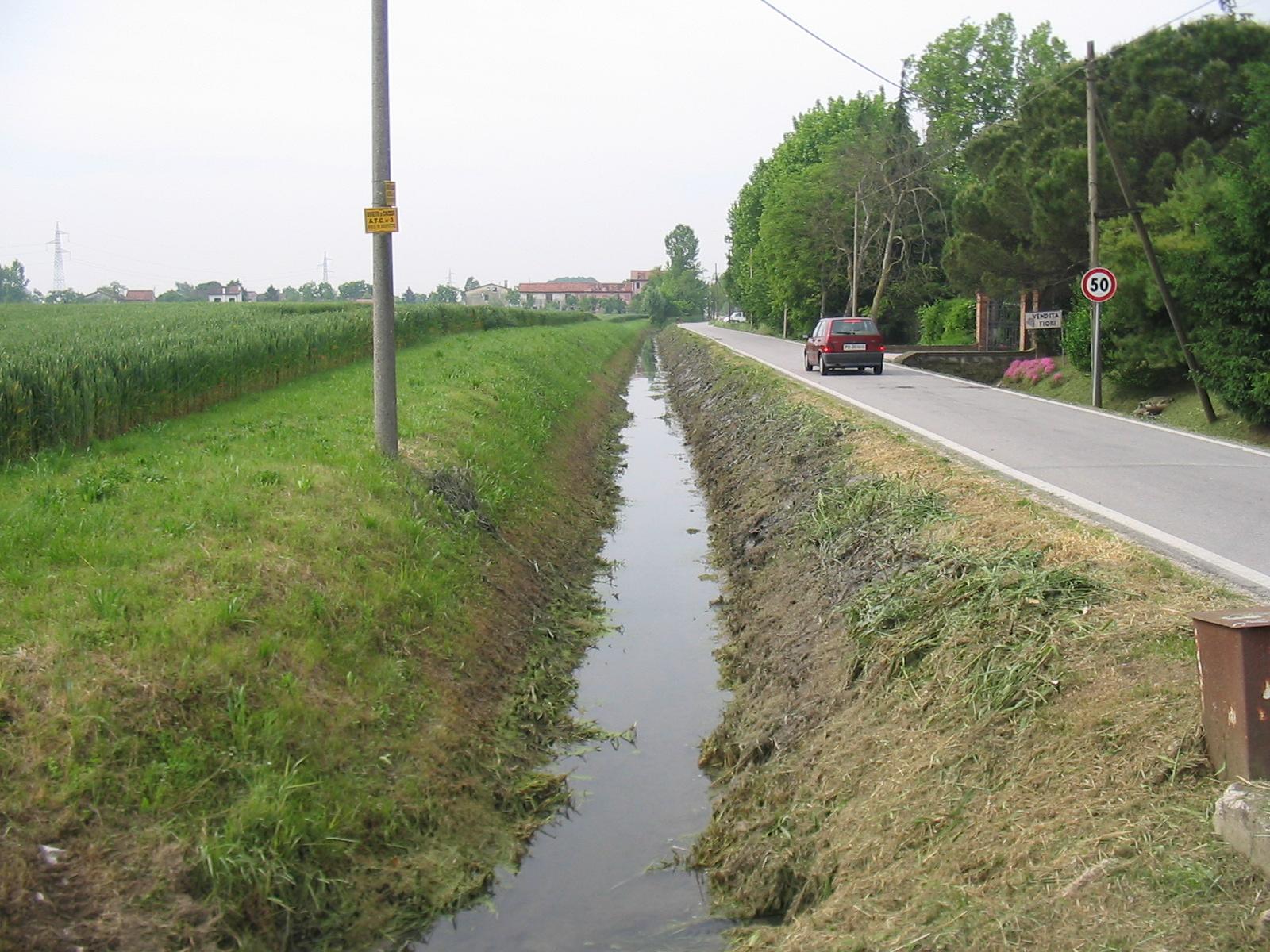 La manutenzione dei canali - Servitu di passaggio manutenzione ...