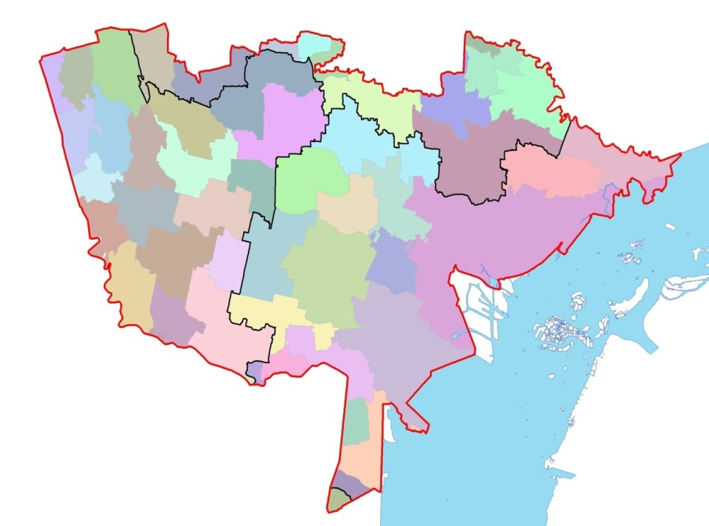 comuni e provincie