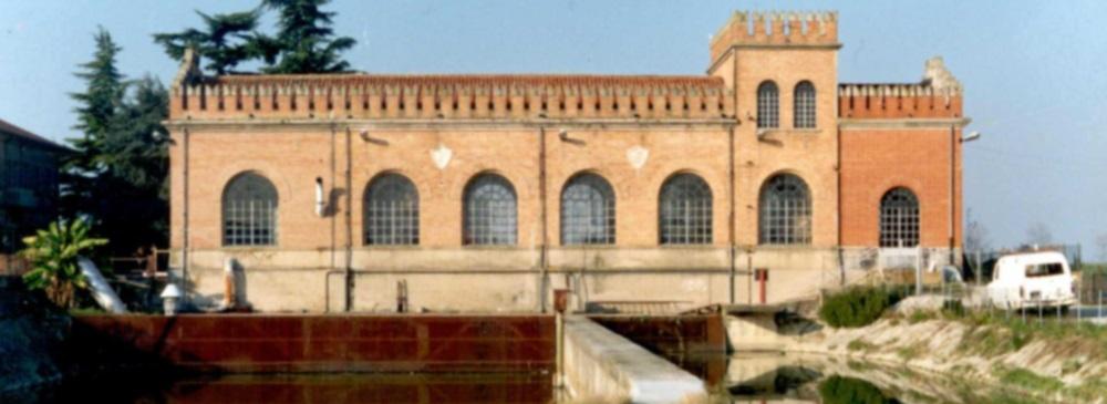 Impianto idrovoro di Cattal