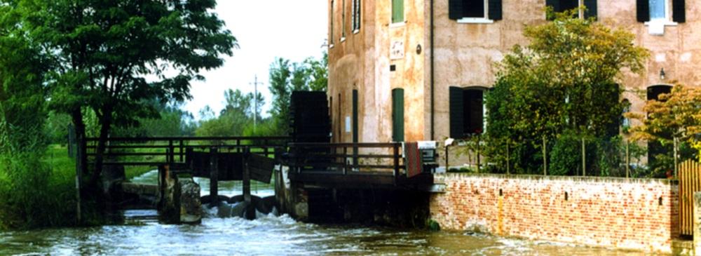 Mulino Zorzi sul fiume Marzenego
